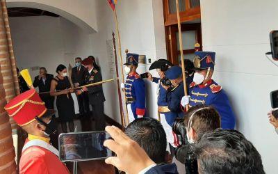 INAUGURACIÓN DEL MUSEO HISTÓRICO MILITAR