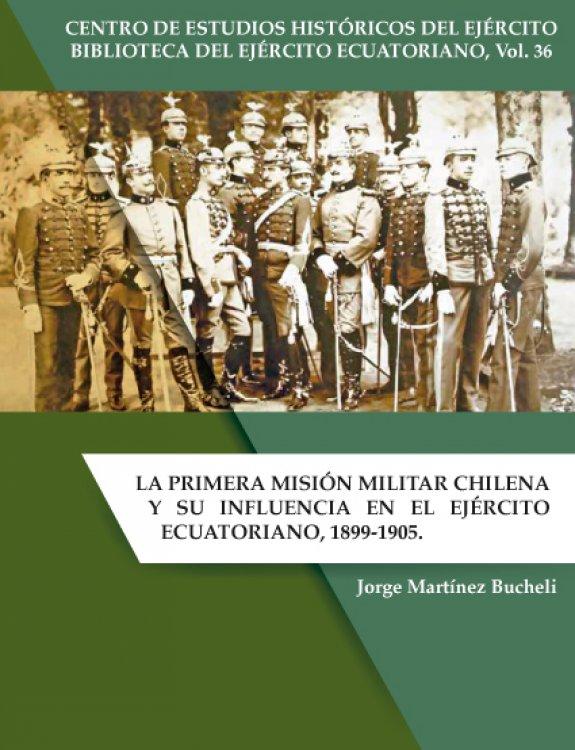 La primera misión militar Chilena