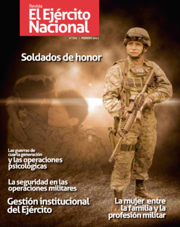 Revista Ejército Nacional 191