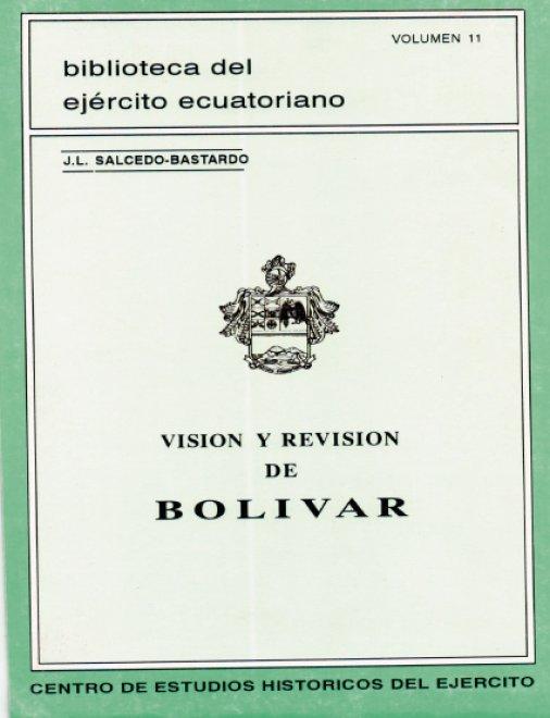 Visión y Revisión de Bolívar